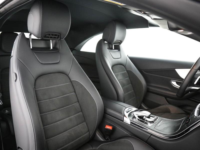Mercedes Classe C Cabrio cabrio 220 d premium 4matic auto diesel blu/azzurro
