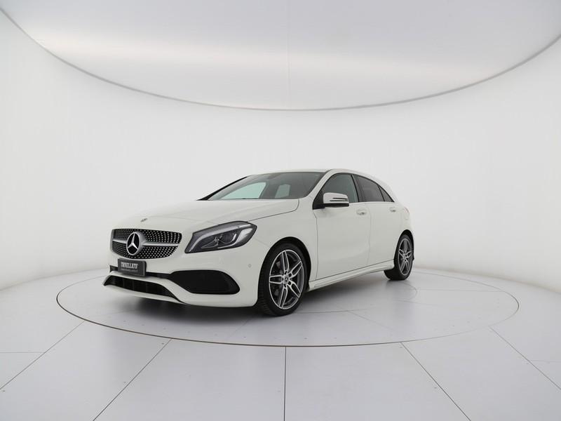 Mercedes Classe A 200 d premium 4matic auto my16 diesel bianco
