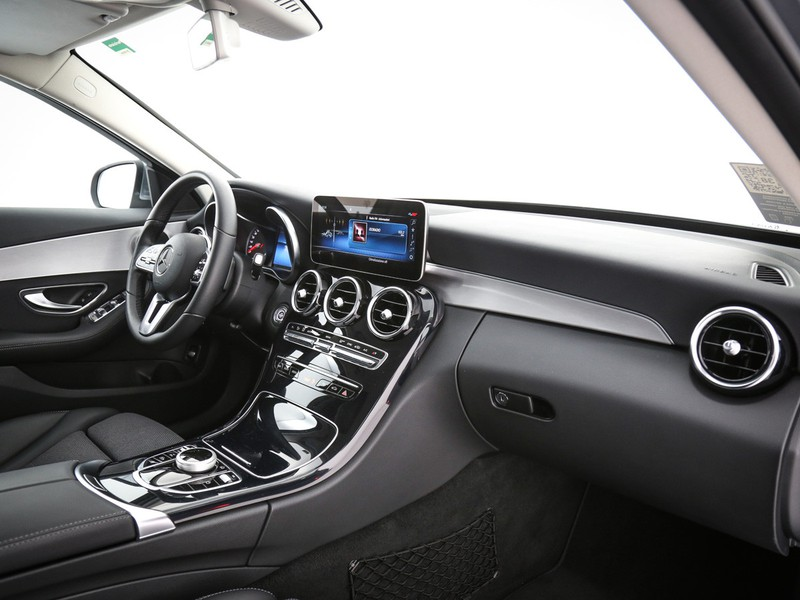 Mercedes Classe C Berlina 220 d sport plus auto diesel grigio