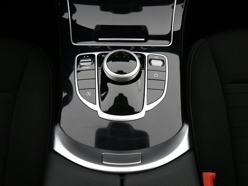Mercedes Classe C SW sw 200 d business auto diesel nero