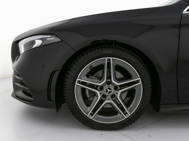 Mercedes Classe A 180 d premium auto diesel nero