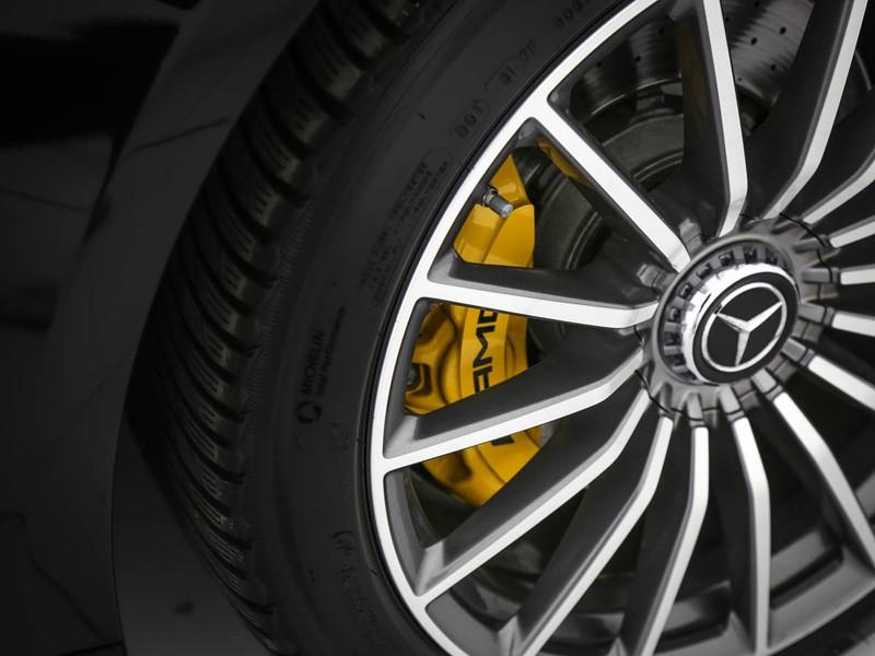 AMG GT-4 coupe 53 eq-boost 4matic+ auto ibrido nero