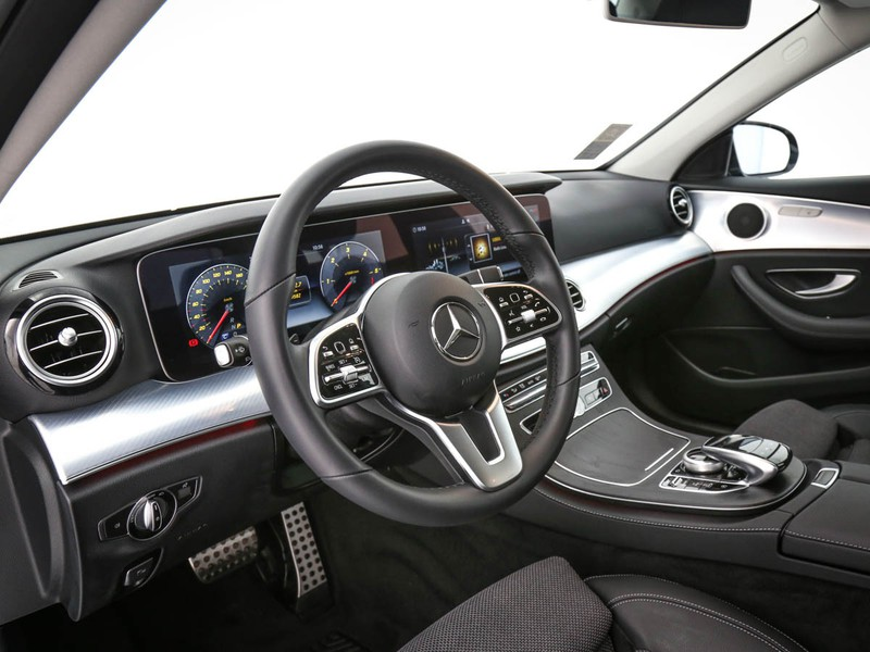 Mercedes Classe E Berlina 200 d business sport auto my20 diesel nero