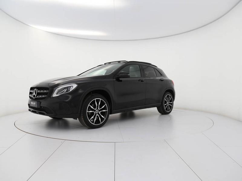 Mercedes GLA 180 d sport auto diesel nero