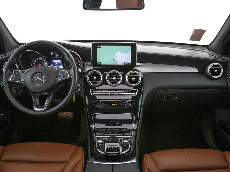 Mercedes GLC Coupè coupe 350e premium 4matic auto ibrido nero