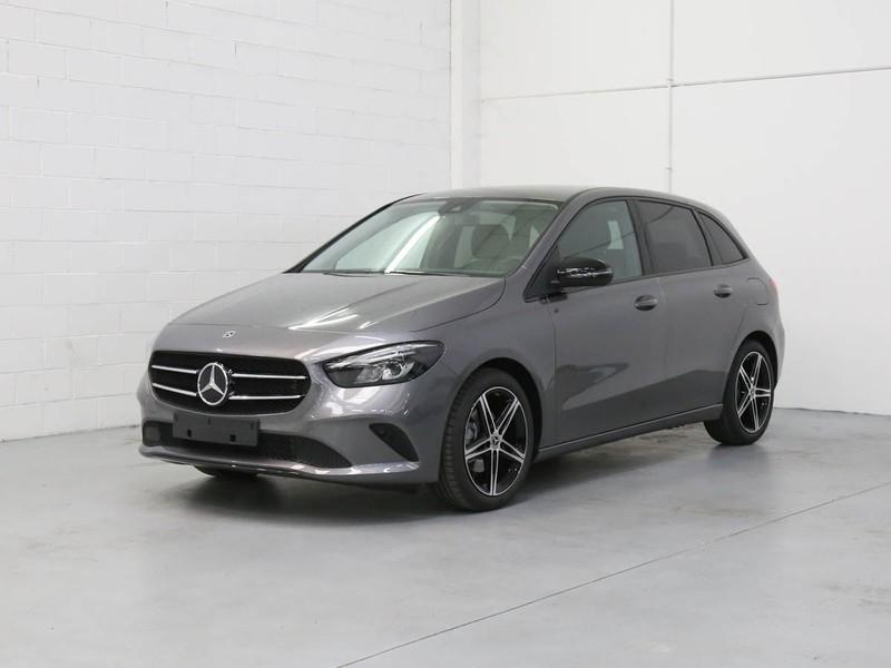 Mercedes Classe B 180 sport plus auto benzina grigio