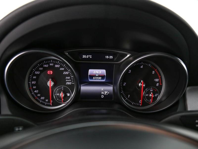 Mercedes CLA Coupè 200 d sport auto fl diesel bianco