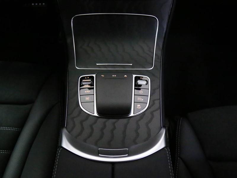 Mercedes GLC Coupè coupe 300 de eq-power premium 4matic auto ibrido argento