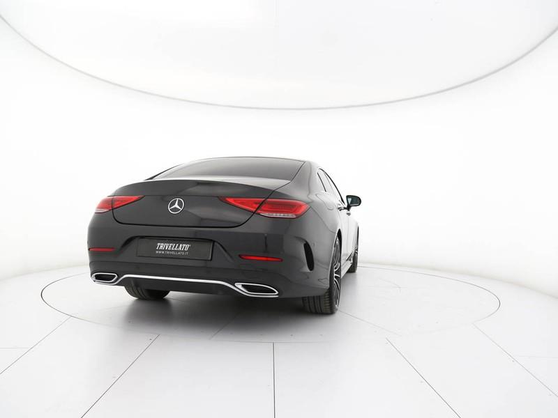 Mercedes CLS Coupè coupe 350 d premium 4matic auto diesel grigio