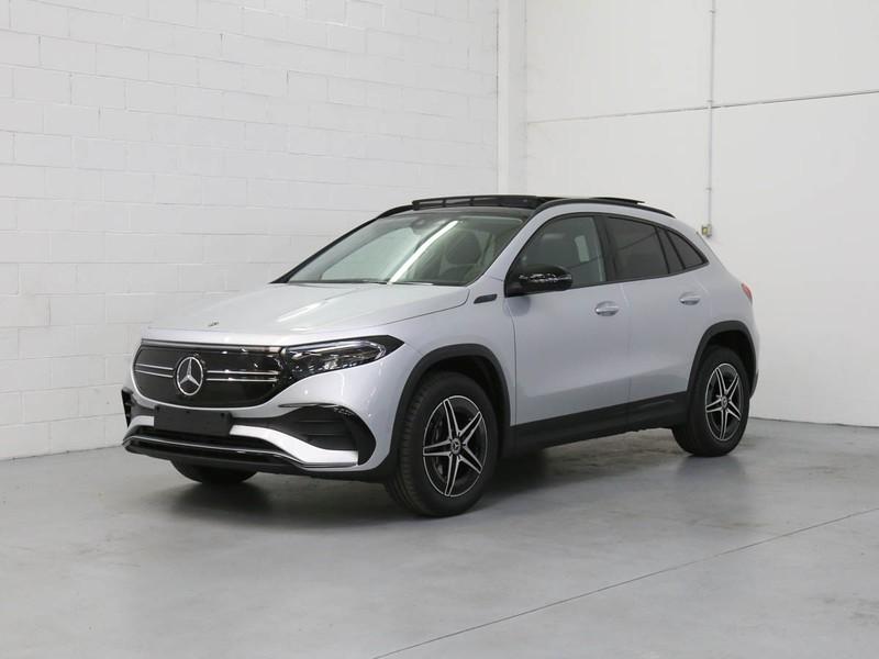 Mercedes EQA premium plus elettrica argento