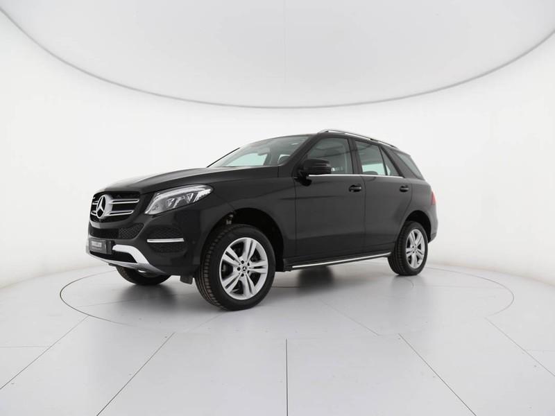 Mercedes GLE gle 250 d sport 4matic auto