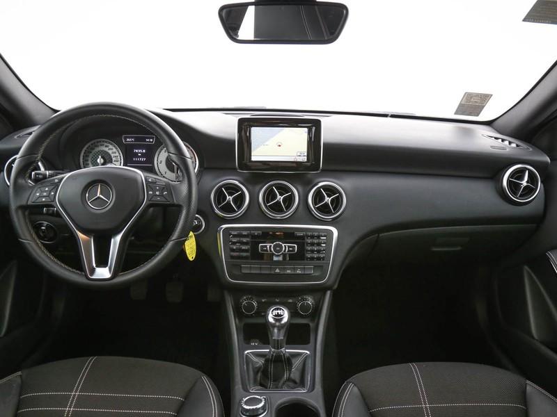 Mercedes Classe A 180 cdi (be) sport diesel bianco