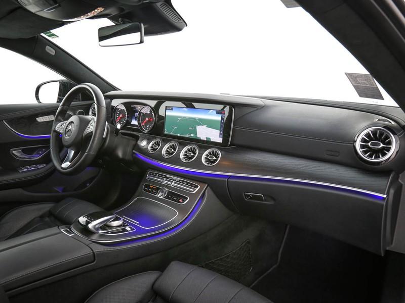 Mercedes Classe E Coupè coupe 220 d business sport auto diesel nero