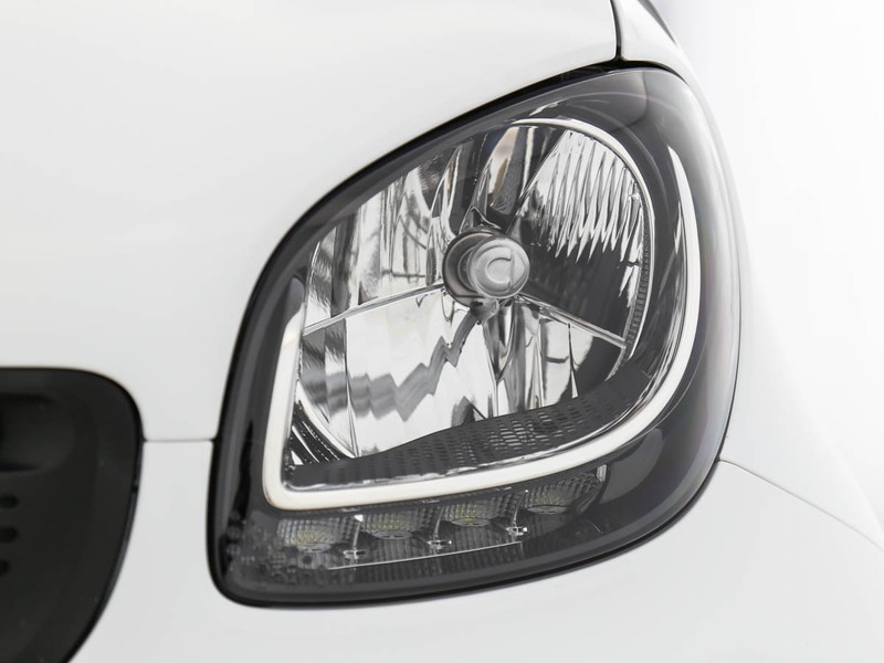 Smart Fortwo electric drive youngster elettrica bianco