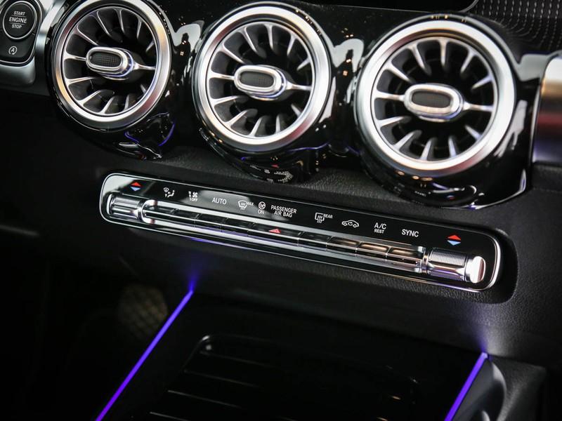 Mercedes GLB 200 d sport plus auto diesel nero