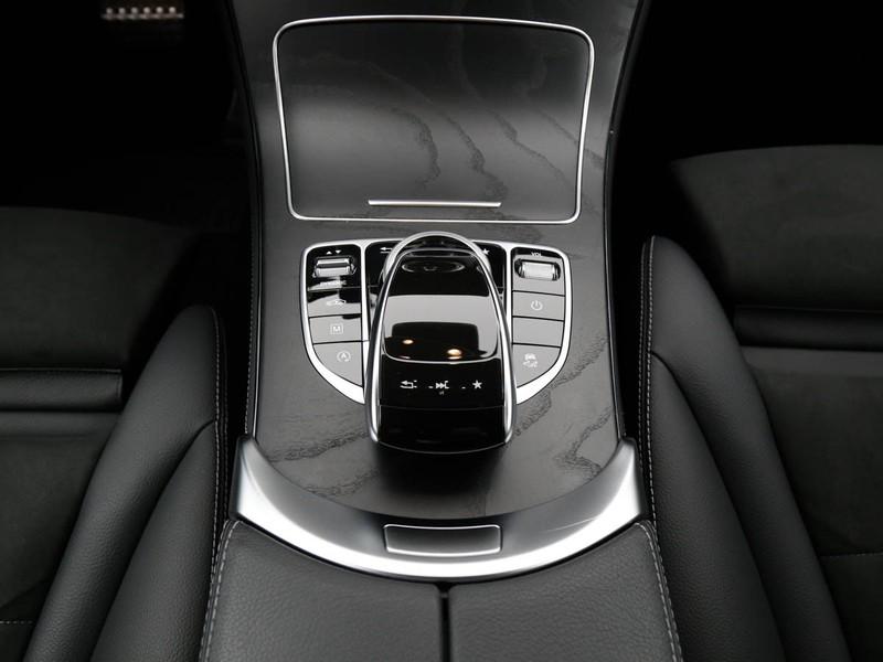 Mercedes GLC Coupè coupe 250 d premium 4matic auto diesel argento