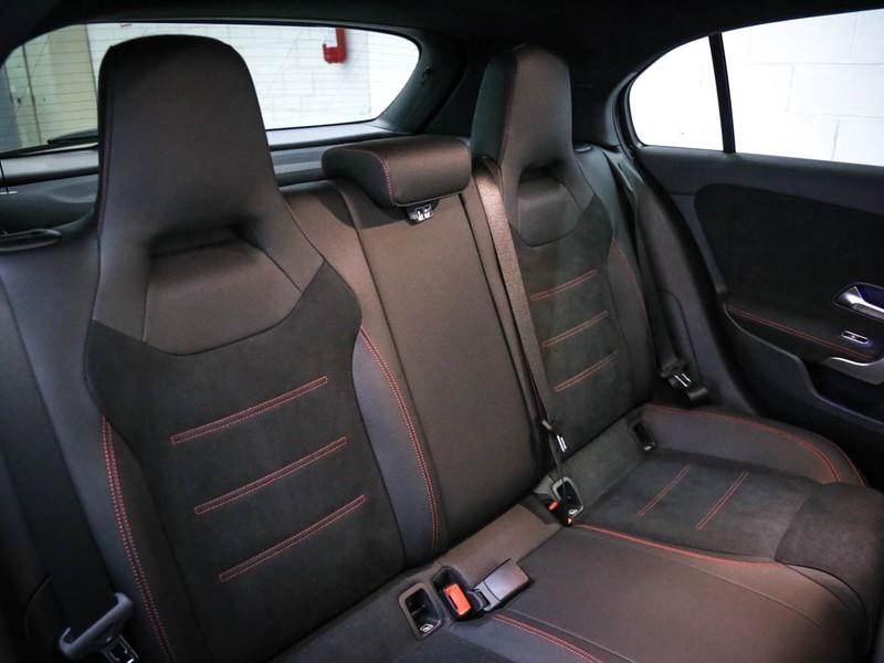 Mercedes Classe A 250 e eq-power premium auto ibrido bianco