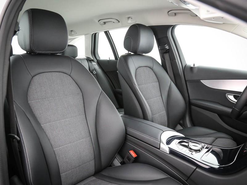 Mercedes Classe C SW sw 200 d sport plus auto diesel grigio