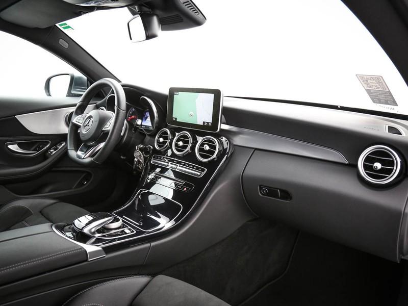 Mercedes Classe C Coupè coupe 220 d premium auto diesel grigio