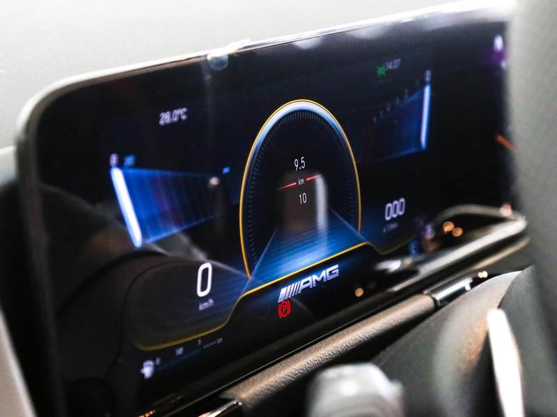 AMG GLA 35 amg 4matic auto benzina nero