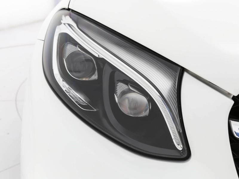 Mercedes GLC 250 d premium 4matic auto diesel bianco