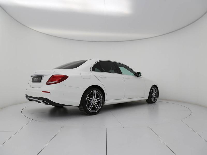 Mercedes Classe E Berlina 220 d premium plus auto diesel bianco
