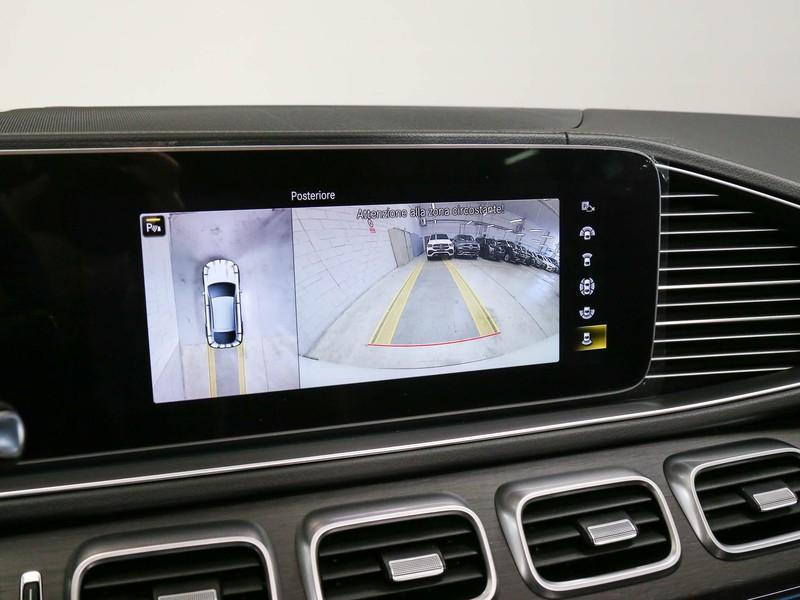 Mercedes GLE Coupè gle coupe 350 d premium pro 4matic auto diesel bianco