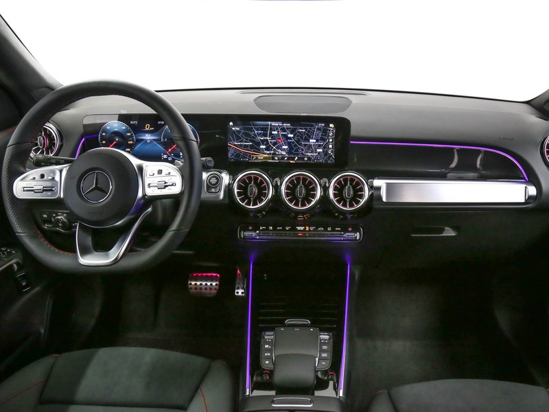 Mercedes GLB 200 d premium auto diesel grigio