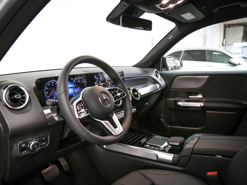 Mercedes GLB 200 d sport plus auto diesel argento