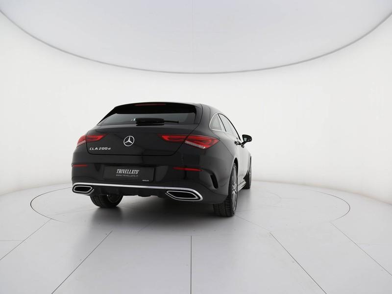 Mercedes CLA Shooting Brake  200 d premium auto