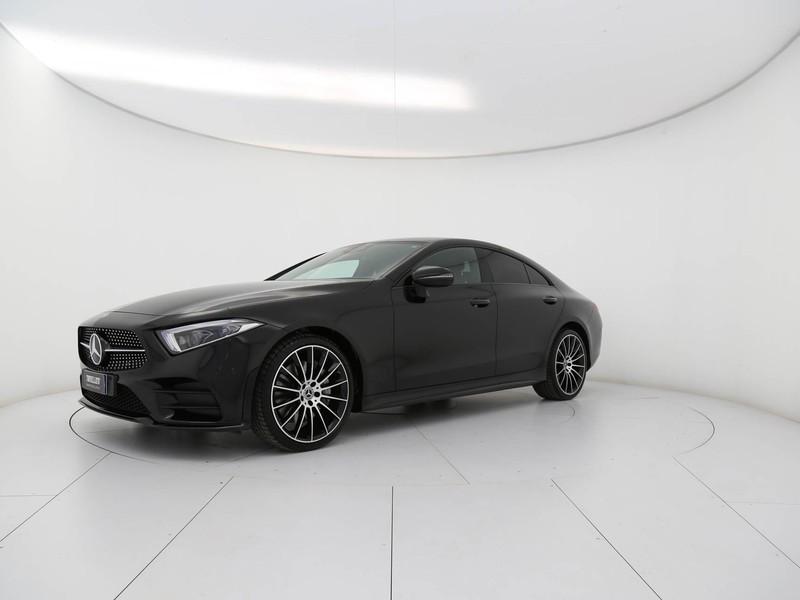 Mercedes CLS coupe 300 d premium auto