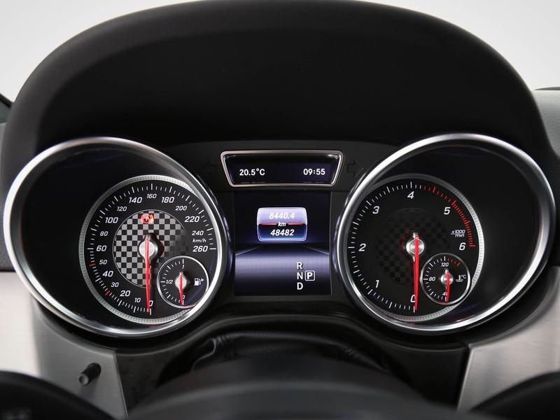 Mercedes GLE gle 350 d premium 4matic auto diesel argento