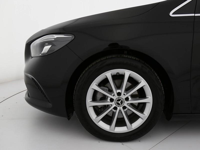 Mercedes Classe B 180 d sport plus auto diesel nero