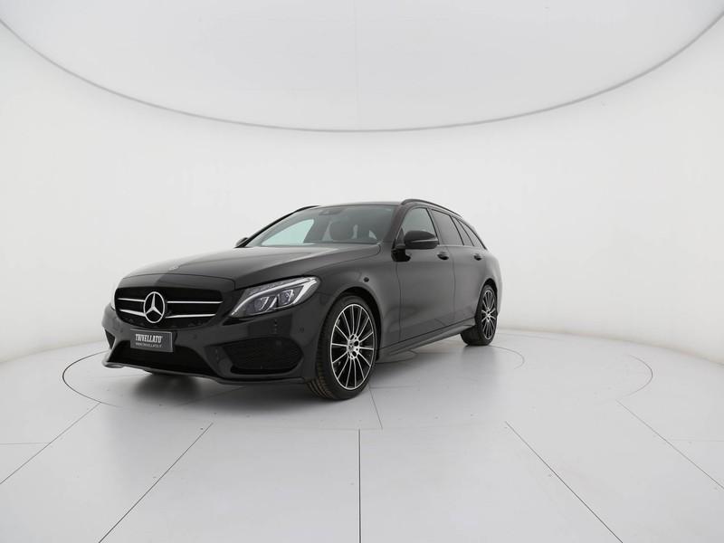 Mercedes Classe C SW sw 250 d premium 4matic auto 9m