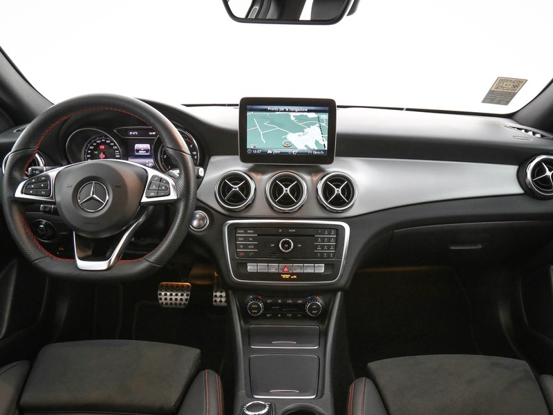 Mercedes GLA 200 d premium 4matic auto diesel grigio