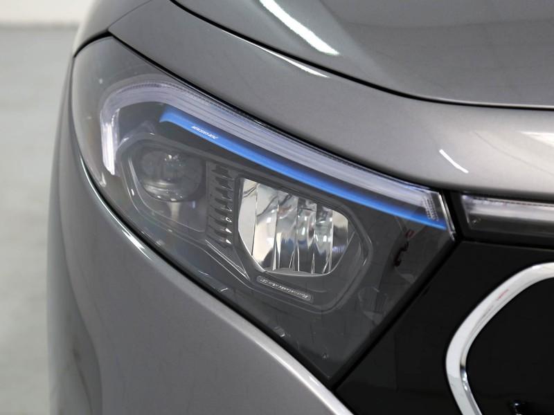 Mercedes EQA 250 sport plus elettrica grigio