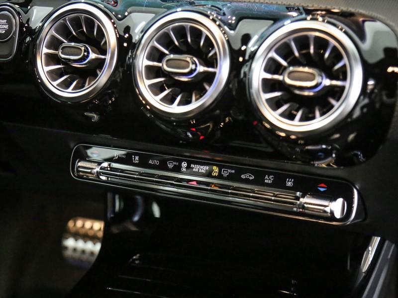 Mercedes Classe A 250 e eq-power premium auto ibrido nero