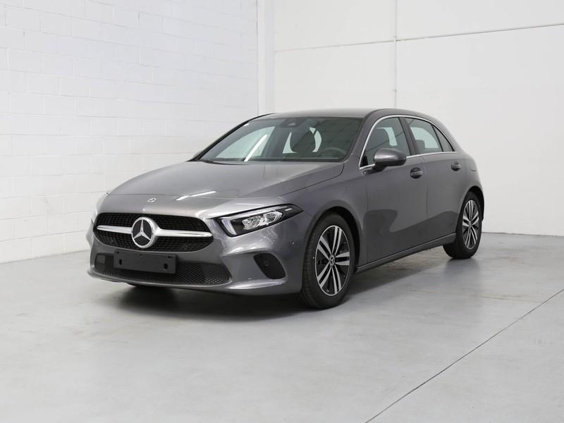 Mercedes Classe A 200 d sport auto diesel grigio