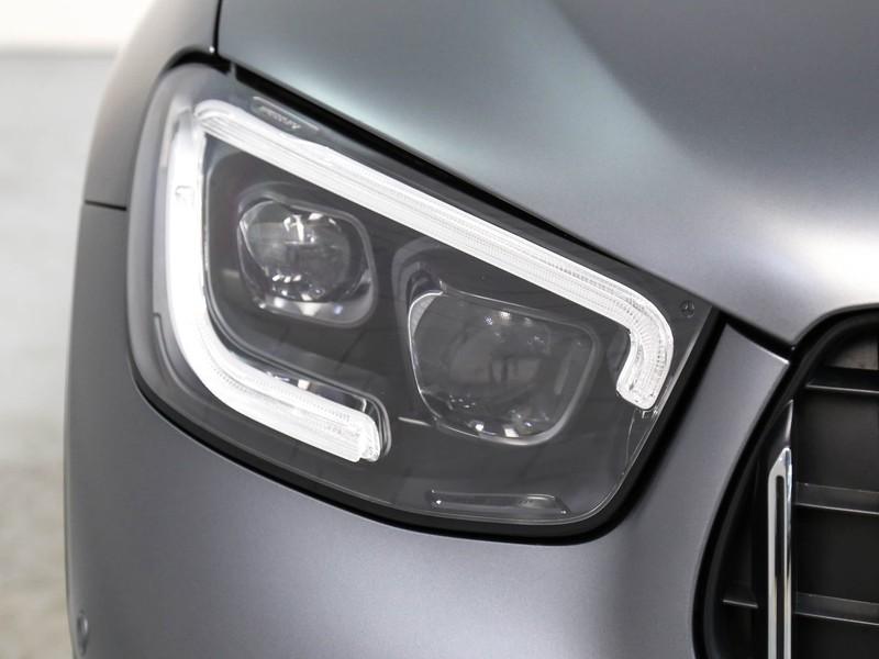 AMG GLC Coupè coupe 43 amg 4matic auto benzina grigio