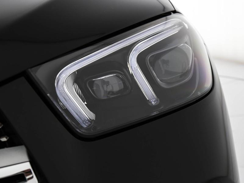Mercedes GLE gle 350 de eq-power premium 4matic auto ibrido nero