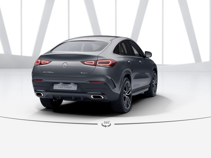 Mercedes GLE Coupè gle coupe 350 de eq-power premium pro 4matic auto