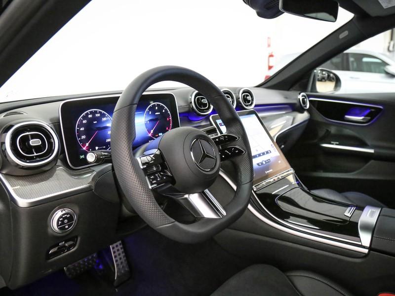 Mercedes Classe C Berlina C 220d Mild Hybrid  nero