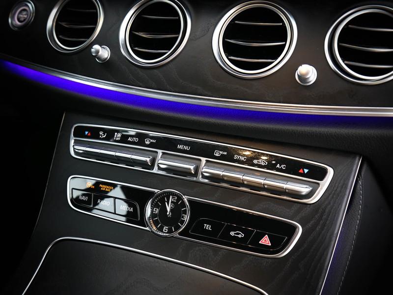 Mercedes Classe E SW sw 220 d premium 4matic auto diesel nero