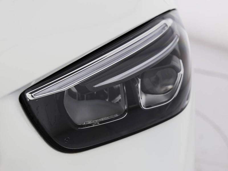 Mercedes Classe B 200 d sport plus auto diesel bianco