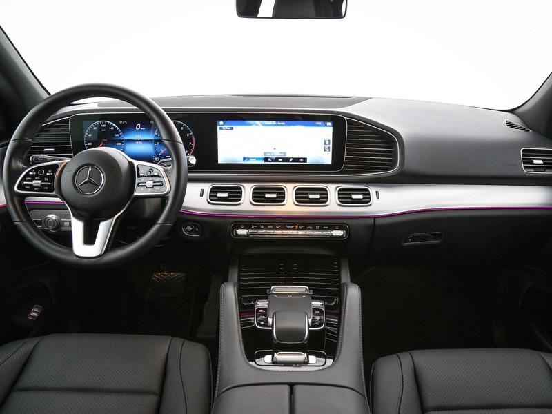 Mercedes GLE gle 450 eq-boost sport 4matic auto ibrido argento