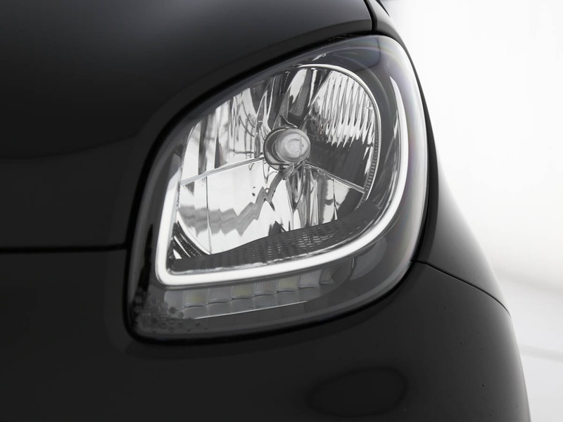 Smart Forfour eq pure 22kw