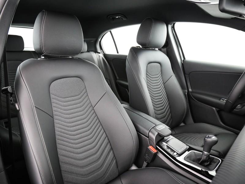 Mercedes Classe A 160 sport benzina nero