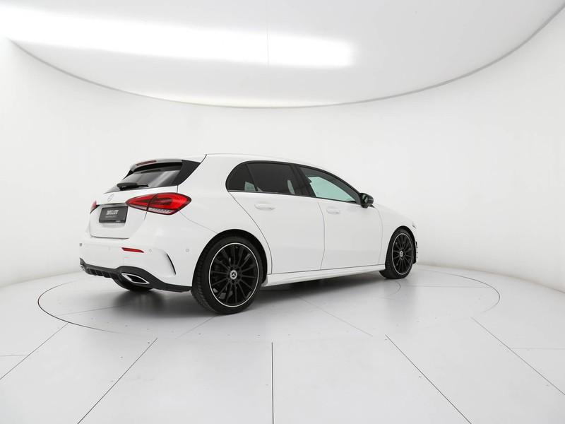 Mercedes Classe A 200 d premium auto