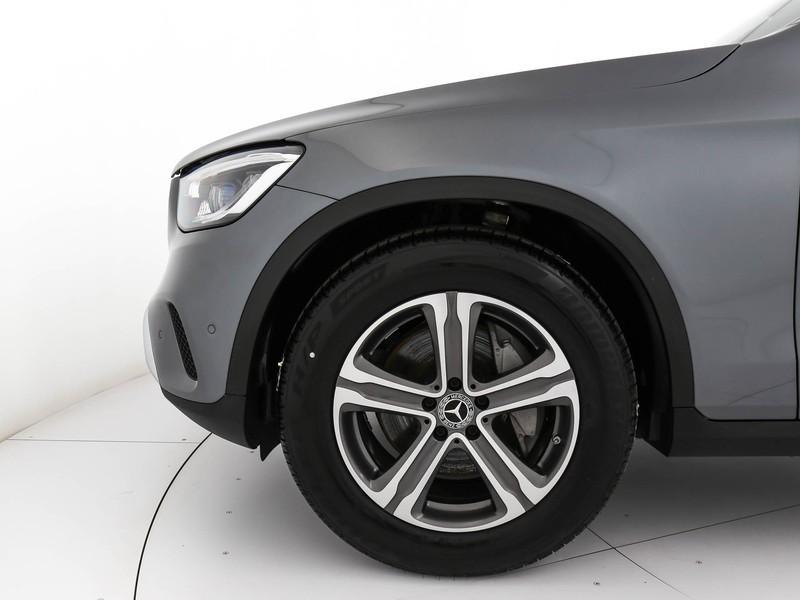 Mercedes GLC 220 d sport 4matic auto diesel grigio