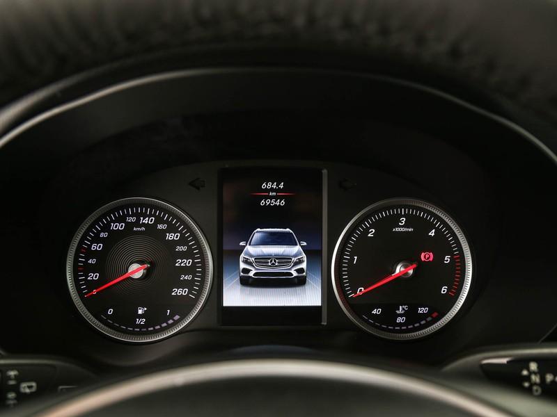 Mercedes GLC 250 d sport 4matic auto diesel nero